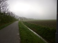 to winsum along road